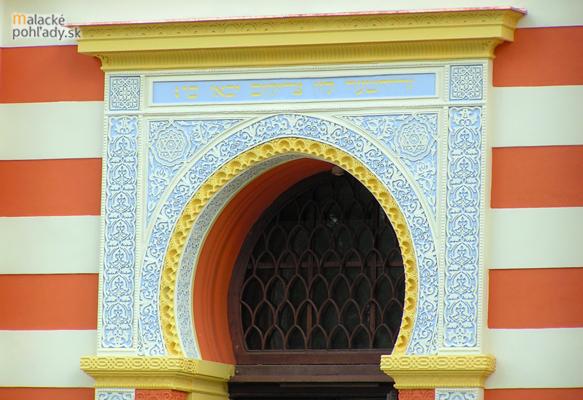 Synagóga v Malackách