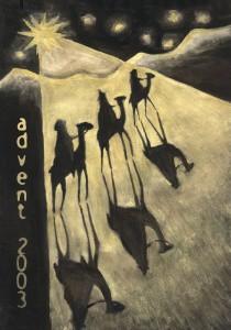 Publikácie o.z. Malacké pohľady (MLOK): Adventný kalendár 2003.