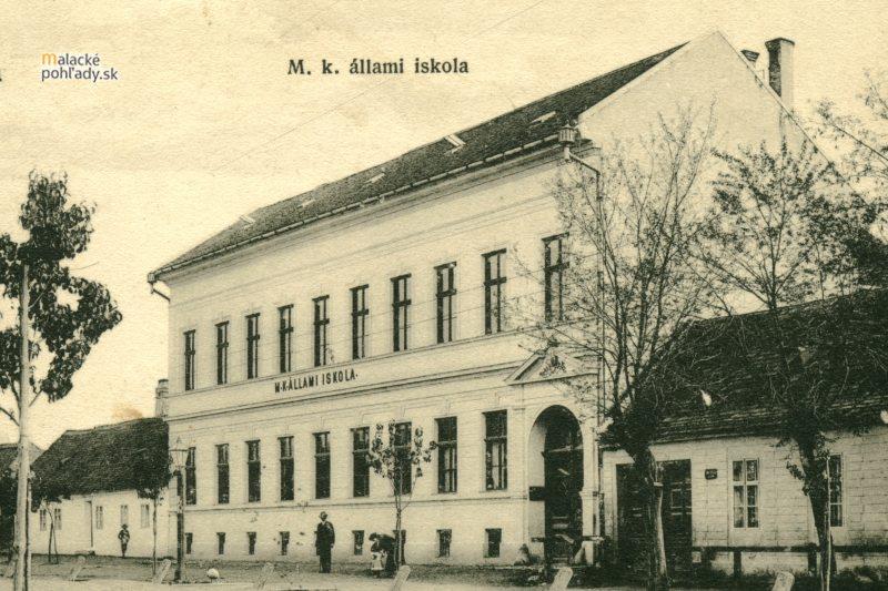 základná umelecká škola v Malackách