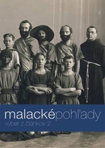Kniha Malacké pohľady. Výber z článkov 2010-2012.