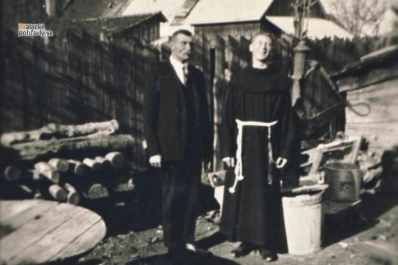 Teodorik Zúbek v Malackách