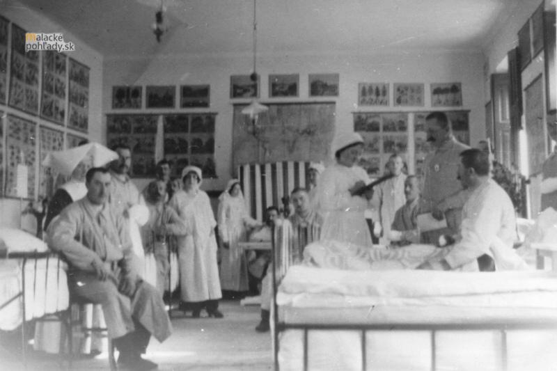 Nemocnica Pálffyho Malacky