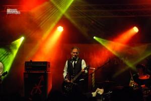 Prvý máj v Malackách, koncert Hex
