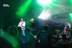 Prvý máj v Malackách, koncert Vidiek