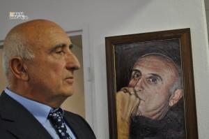 Výstava obrazov Milana Ondroviča st., máj 2014