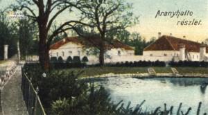 Majer pri zámockom parku v Malackách