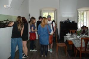 Expozícia o Pálffyovcoch a Malackách, izba správcu panstva Prenoszila