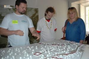 Expozícia o Pálffyovcoch a Malackách, izba pálffyovského archivára Albrechta