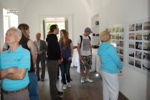 Expozícia o Pálffyovcoch a Malackách, izba malackého fotografa Knoteka