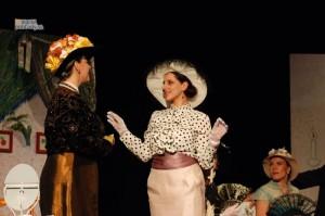 Moja fešná slečna, Divadlo na hambálku Malacky