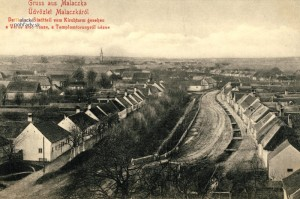 Dolní konec, Malacky, po roku 1900