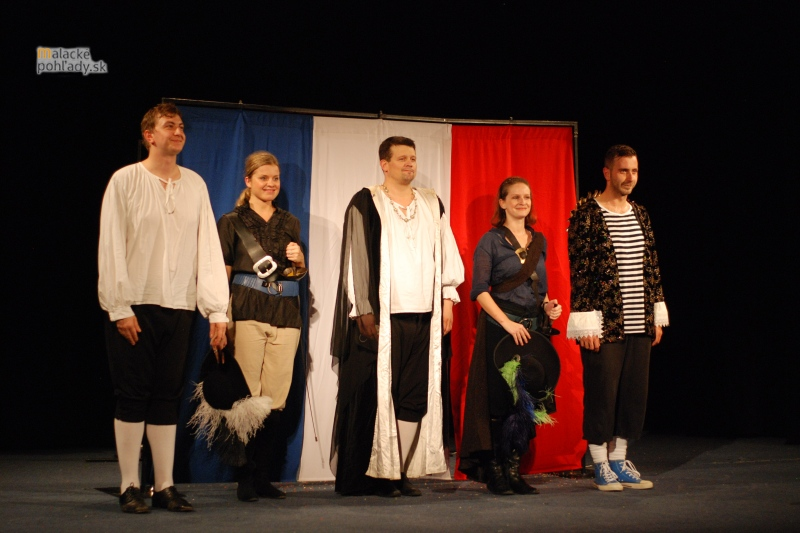 Túlavé divadlo a divadlo Do houslí: Jeden za všechny
