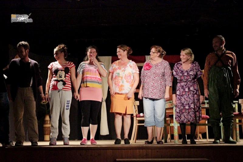 Divadlo Vadidlo Lozorno: Ako sme slávili sviatok matiek