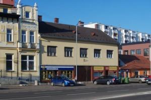 Dom Martina Spustu v roku 2014.