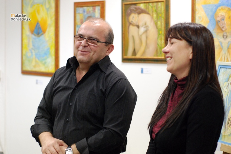 Art Club 2012 - výstava v MCK Malacky 2014