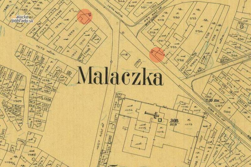 Hostince v Malackách