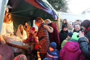Malacký Betlehem v januári 2015