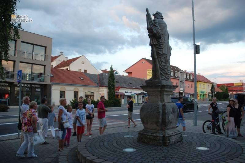 Historické potulky Malackami. Foto: Miroslav Konečný