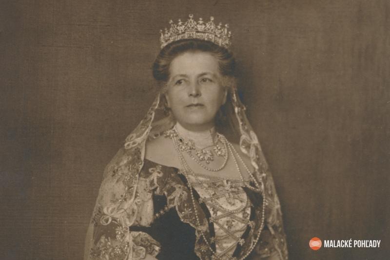 Kňažná Margita Pálffy, rodená Zichy