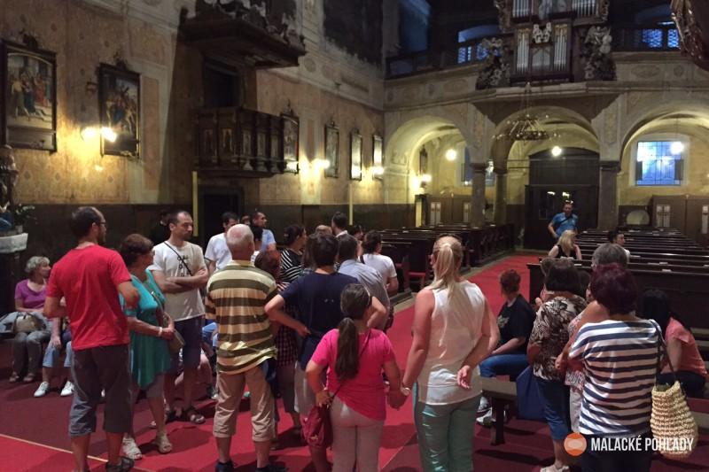 Historické potulky Malackami - júl 2015