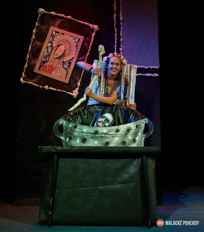 Štúdio mladých Divadla na hambálku Malacky: Mŕtvy frajer