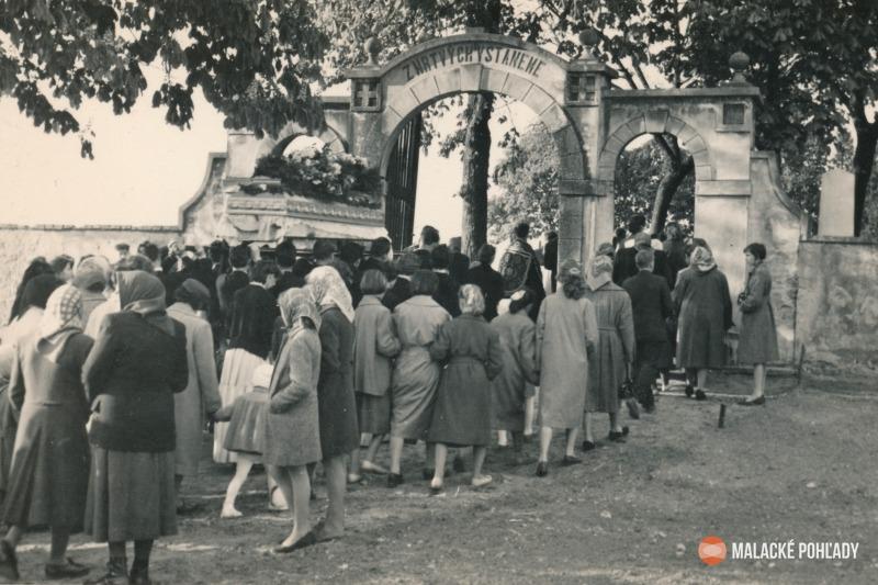 Starý cintorín Malacky
