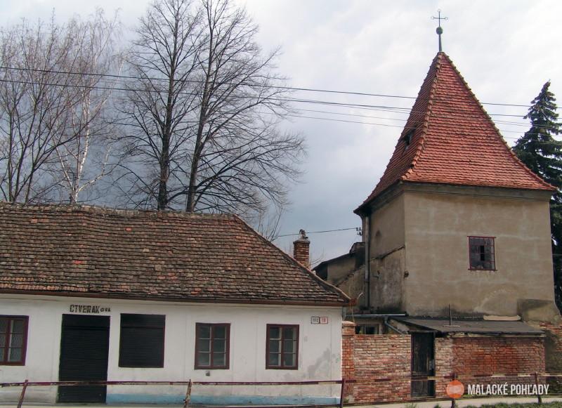 Ateliér a dom Libuše Čtverákovej