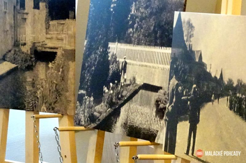 Výstava Malacky počas druhej svetovej vojny