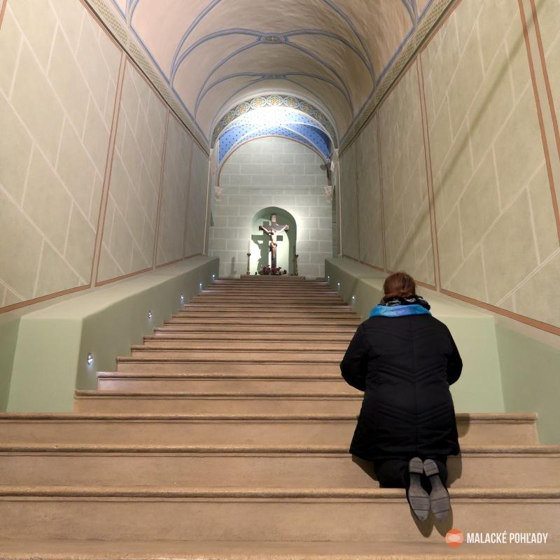 Sväté schody v Malackách