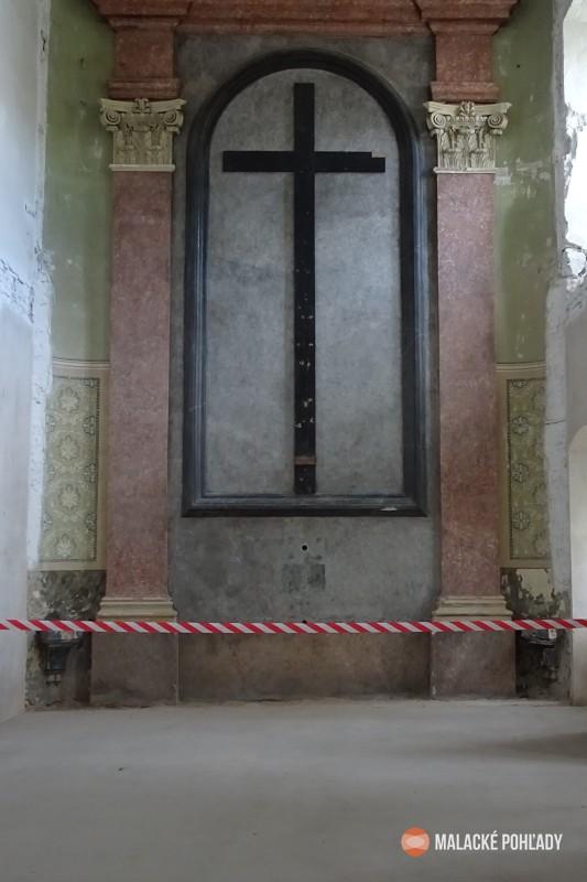 Zámocká kaplnka v Malackách