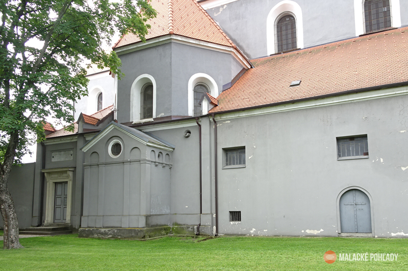 Čierny kláštor v Malackách