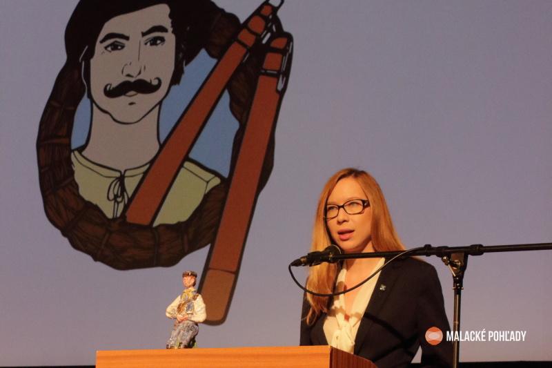 Zuzana Šajgalíková, Konferencia o Mackovi Malacky
