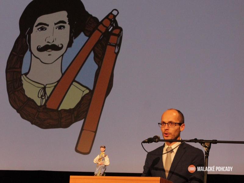 Martin Macejka, konferencia o Mackovi Malacky