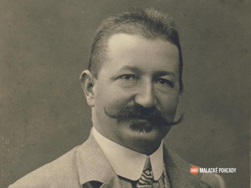 Anton Polakovič - lekár v Malackách