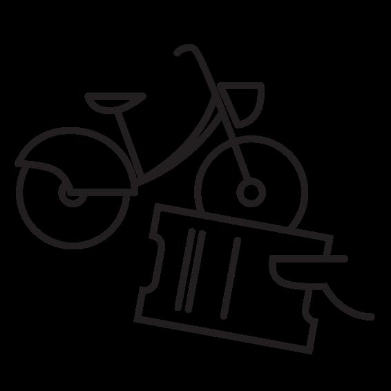 Požičovňa bicyklov v TIKu