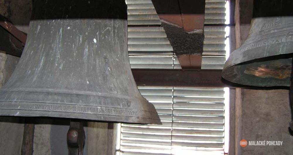 Zvony vo františkánskom kostole