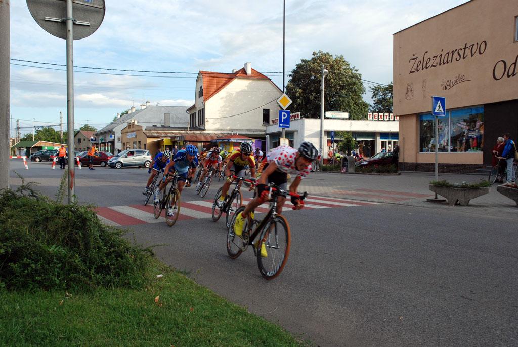 Mesto bicyklov