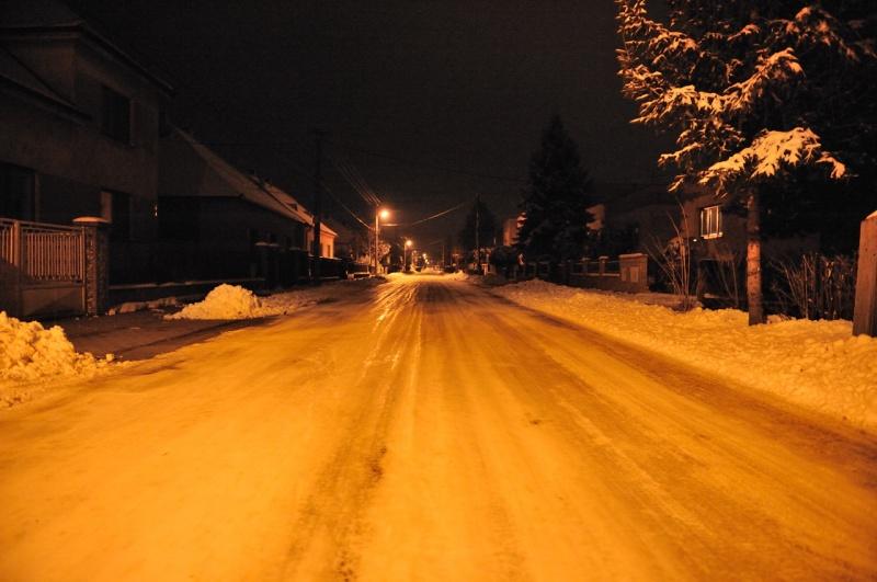 Je zimná údržba v meste dostatočná?