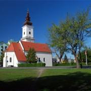 Farský kostol Najsvätejšej Trojice