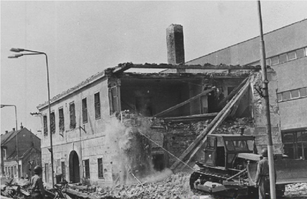 Stavebný vývoj Malaciek – historický seminár