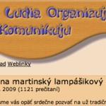 Pôvodná stránka MLOK-u