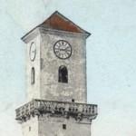 Farský kostol pred aktuálnou rekonštrukciou