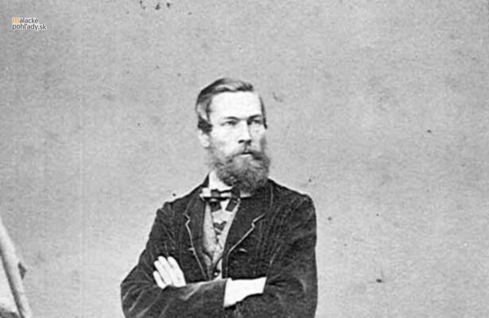 Fotograf Ludwig Angerer - rodák z Malaciek