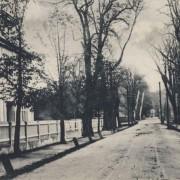 Stroj času - Zámocká ulica