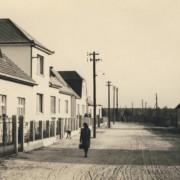 Stroj času - Jesenského ulica