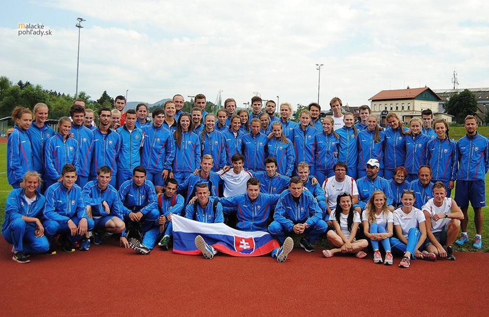 Spravodajstvo z malackej atletiky (11.7.2014)