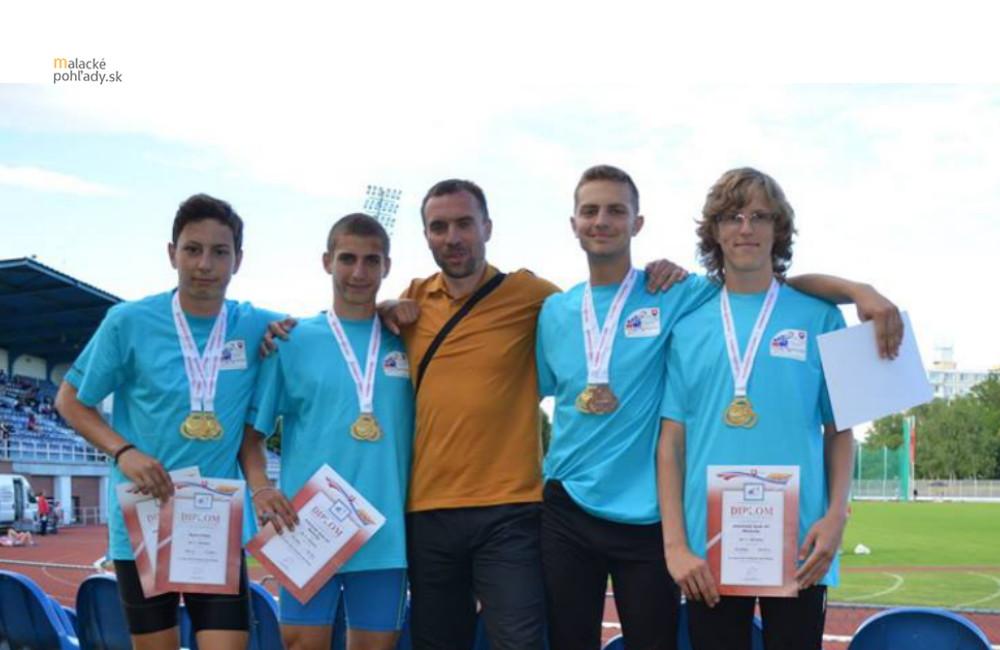 Spravodajstvo z malackej atletiky (19.6.2014)