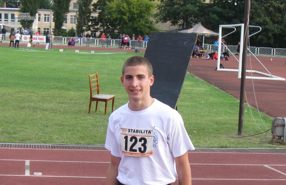 Spravodajstvo z malackej atletiky (4.6.2014)