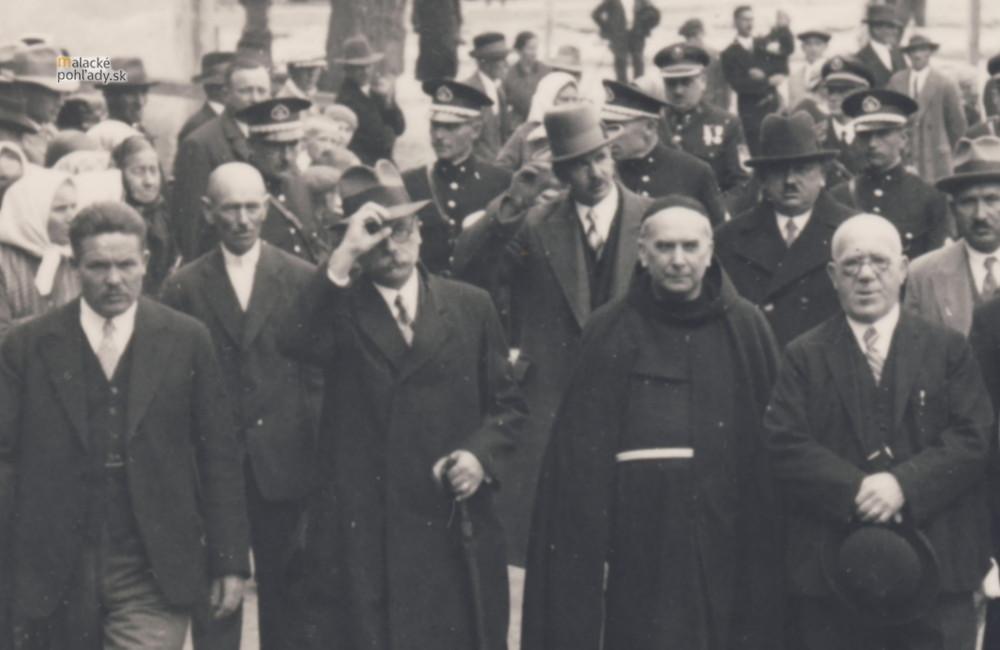 Olšovský a Dérer čestnými občanmi Malaciek