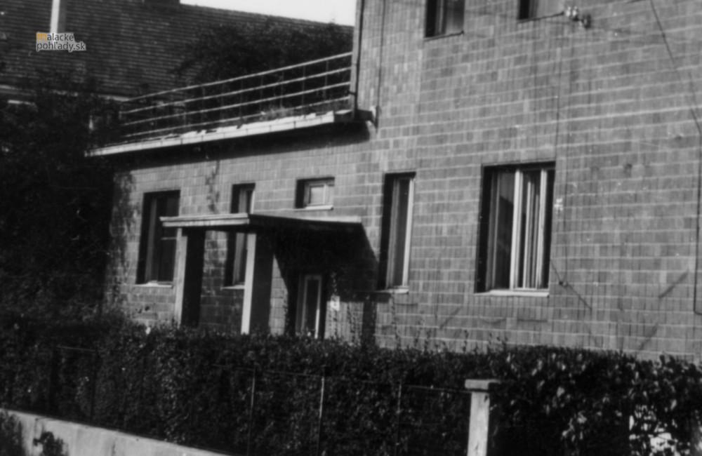 Z histórie malackej elektrárne